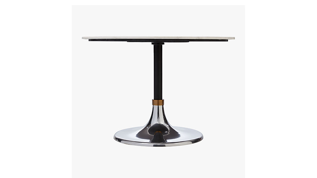 hackney marble dining table