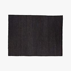 hea blue abaca rope rug 5'x8'