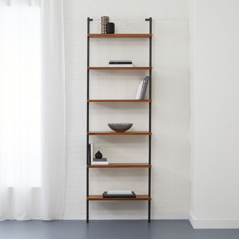 Helix 96 Acacia Bookcase Add To Favorites