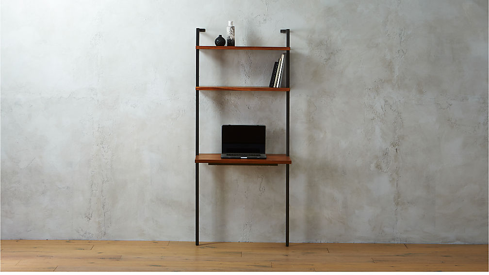 helix acacia desk