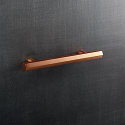 """hex copper 4"""" handle"""