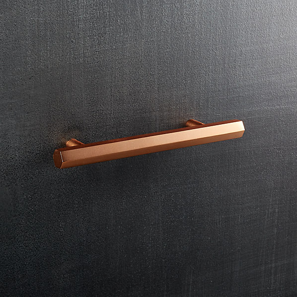 HexHandle4inCopperSHS17
