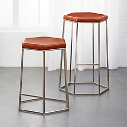 Modern Dining Chairs Bar Stools And Benches Cb2