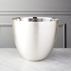 Hightower Large Stainless Steel Bowl