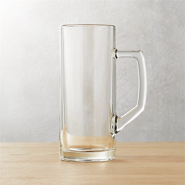 hops beer mug