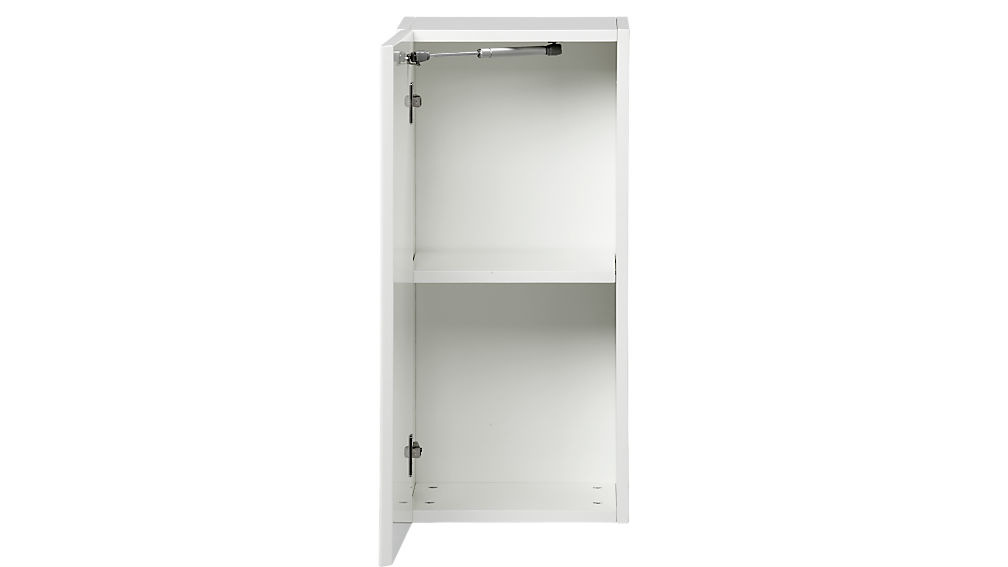 "hyde white 30"" wall mounted cabinet"