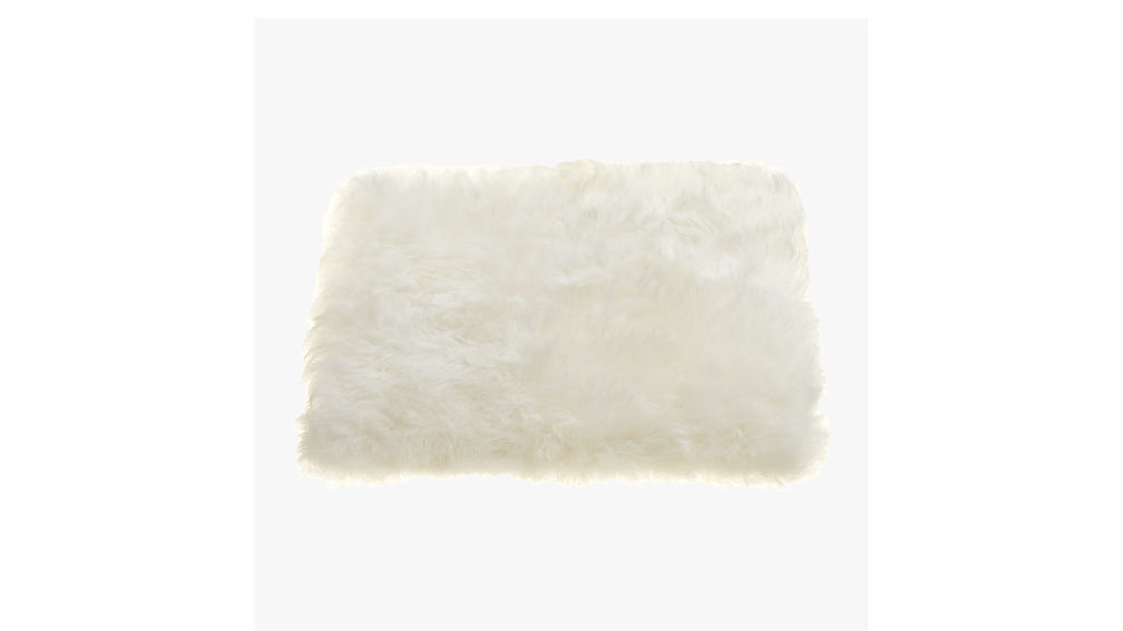 icelandic sheepskin chair pad