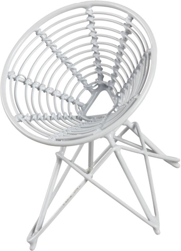 igloo chair ornament