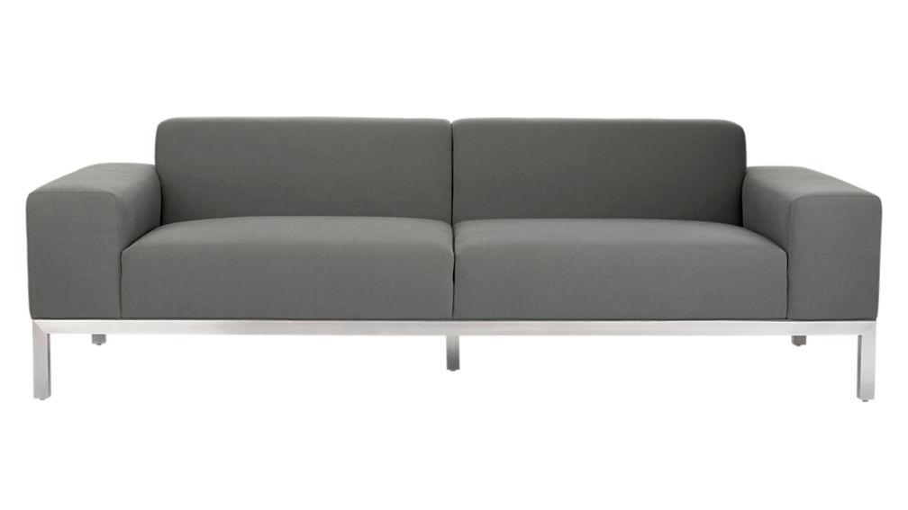 index grey sofa