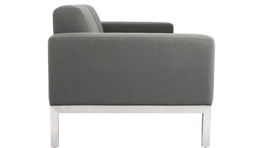 index grey sofa
