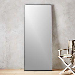 tall standing mirrors. Infinity Black Floor Mirror Tall Standing Mirrors