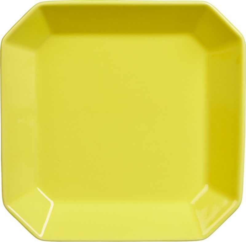intermix yellow plate