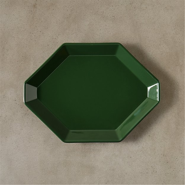 intermix evergreen plate