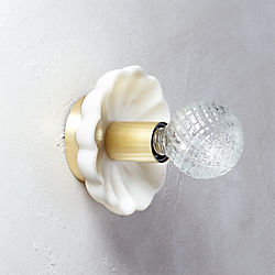 Isla Marble Wall Sconce