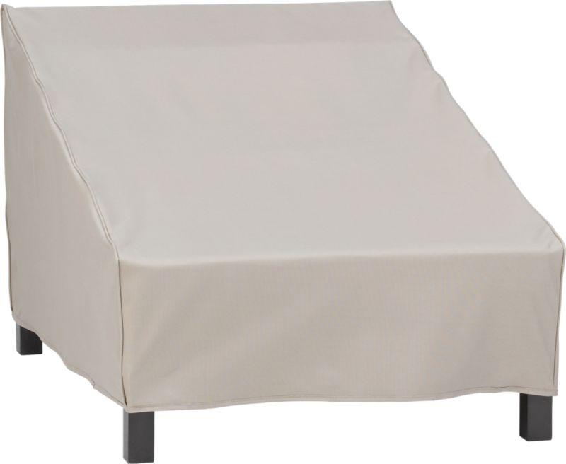 islita armless chair cover