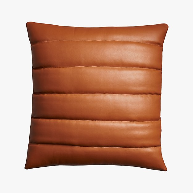 marcus browse leather pillows sferra at xlarge neiman shopstyle pillow metallic