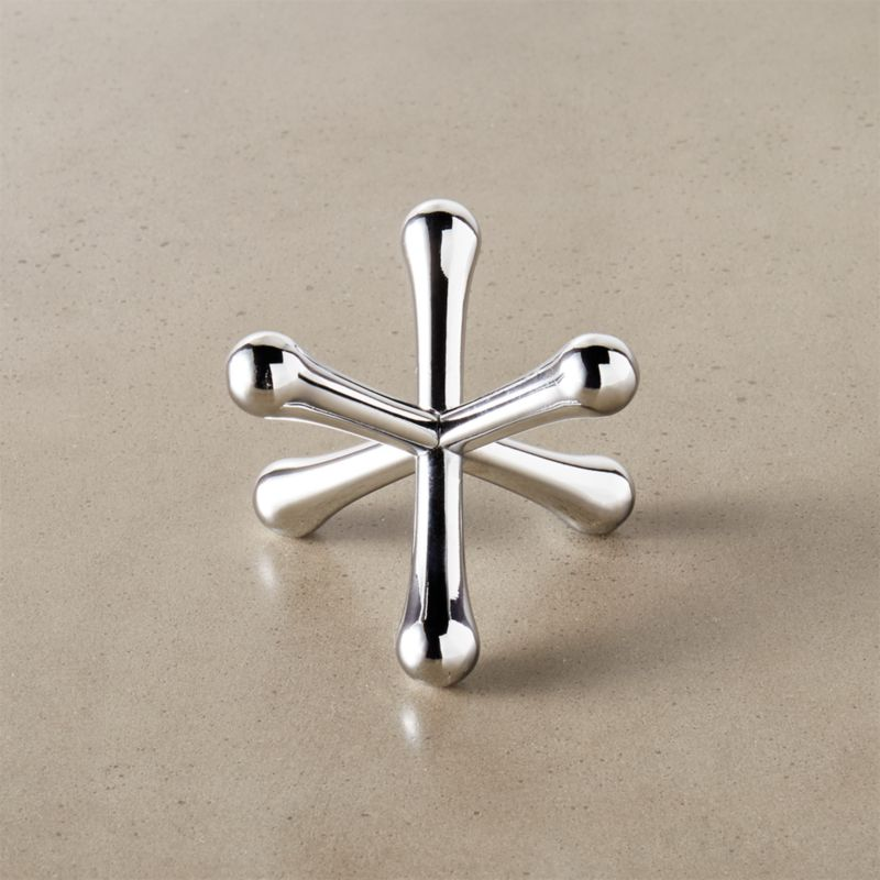 jacks silver ring holder