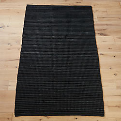 jersey cummulus graphite rug