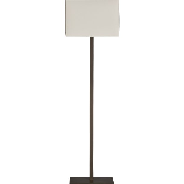 john floor lamp cb2