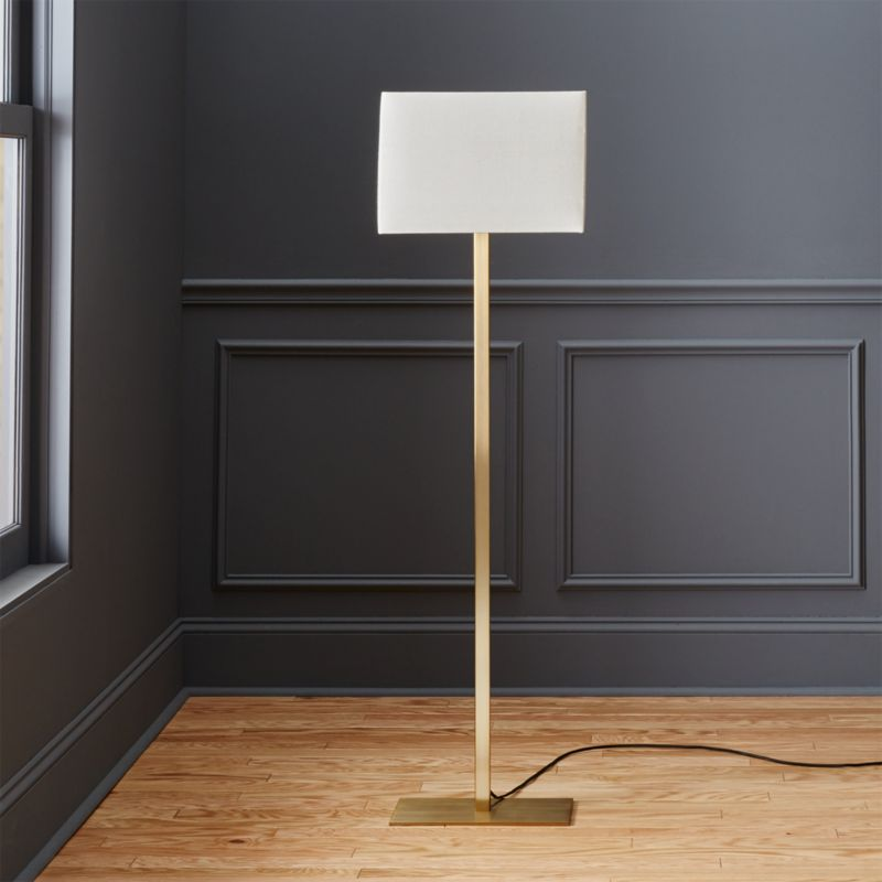 Lamp Plus Stores: John Metallic Bronze Floor Lamp In Floor Lamps + Reviews