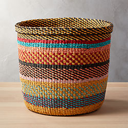 joya multi-color basket
