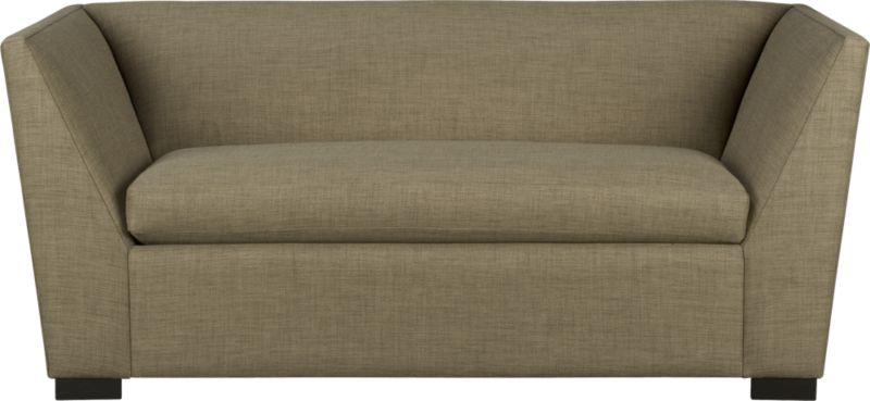 julius bark twin sleeper sofa