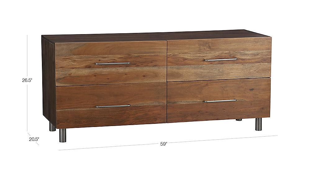 Junction Low Profile Dresser Cb2