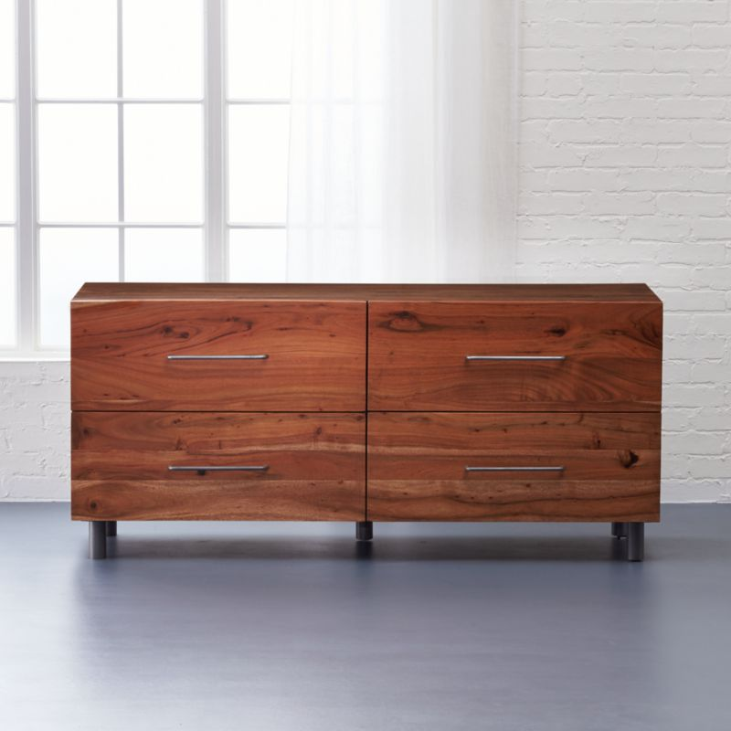 Modern Brown Dressers | CB2