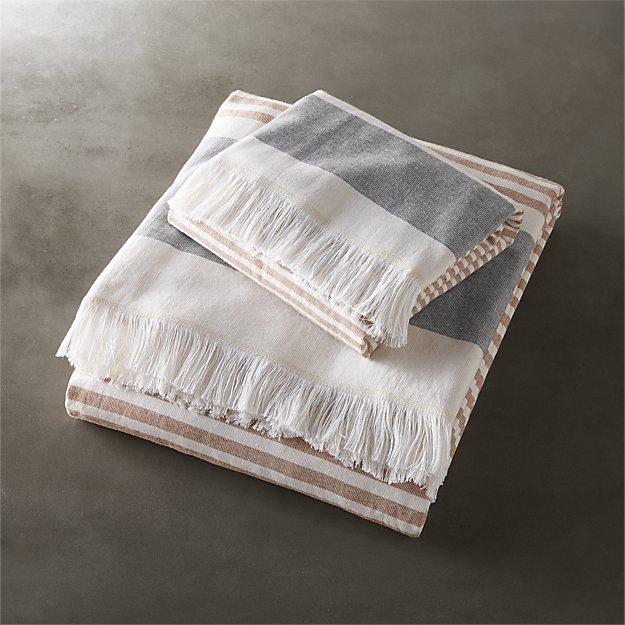 karla copper bath towels