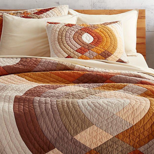 kira bed linens | CB2