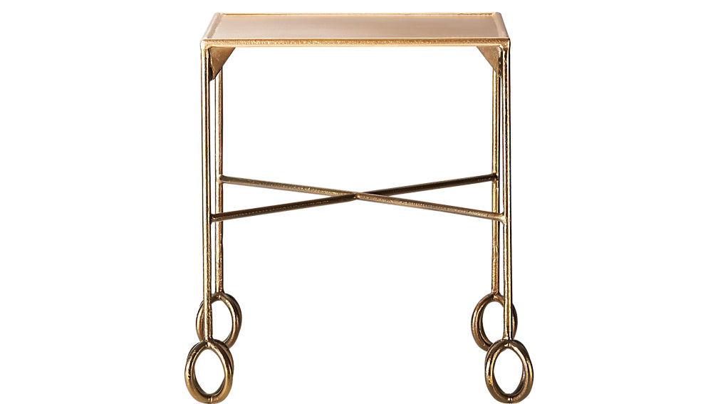 knot side table