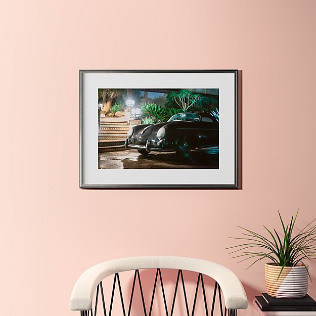 """dylan's ride with pewter frame 31.5""""x23.5"""""""