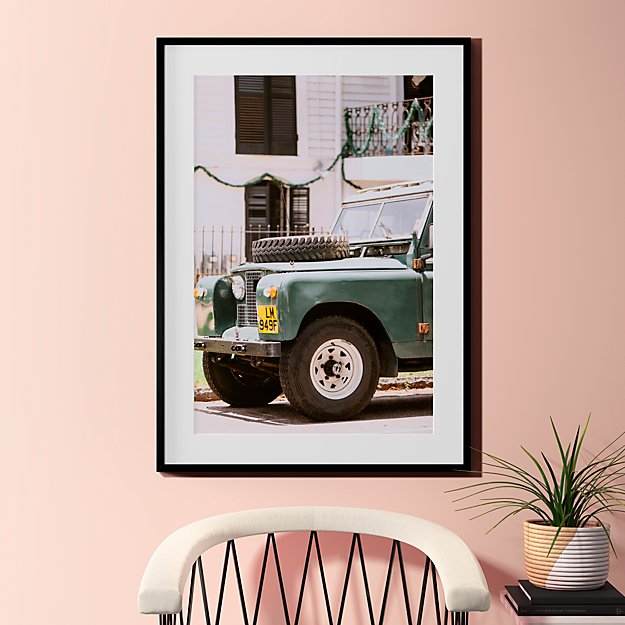 """uptown offroad with black frame 31.5""""x43"""""""