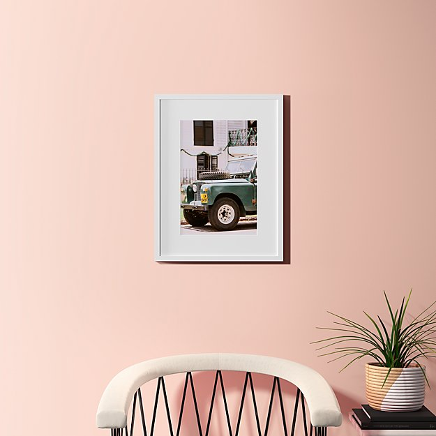 """uptown offroad with white frame 18.5""""x24"""""""