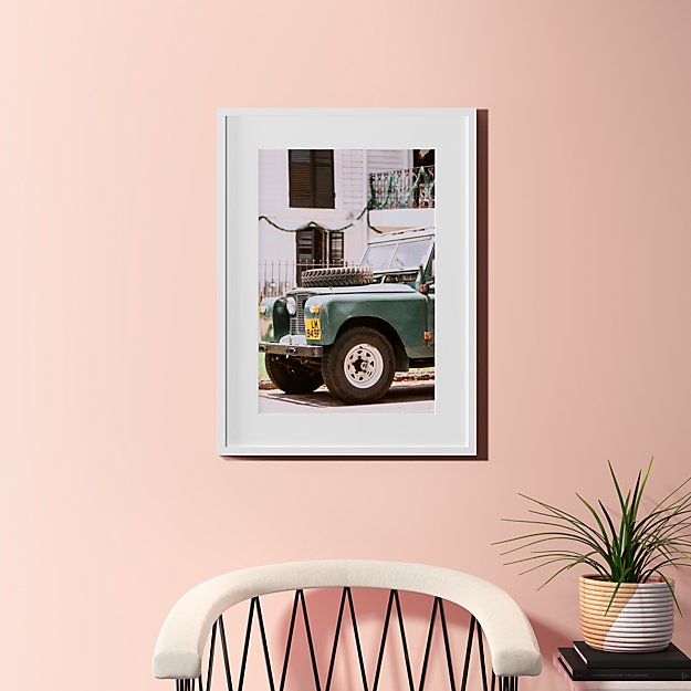 "uptown offroad with white frame 23.5""x31.5"""