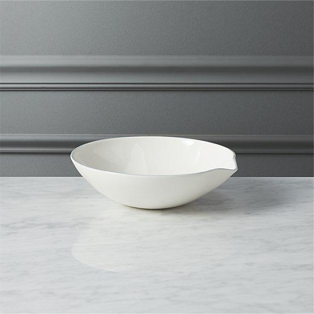 laboratory small serving bowl