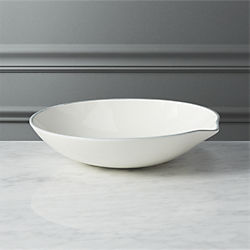 laboratory large serving bowl