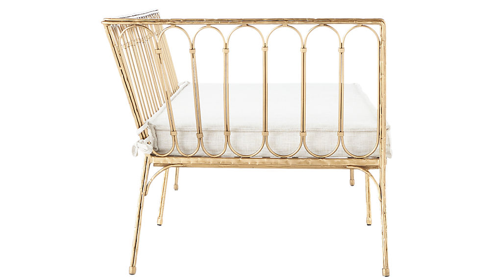 le rêve left arm daybed