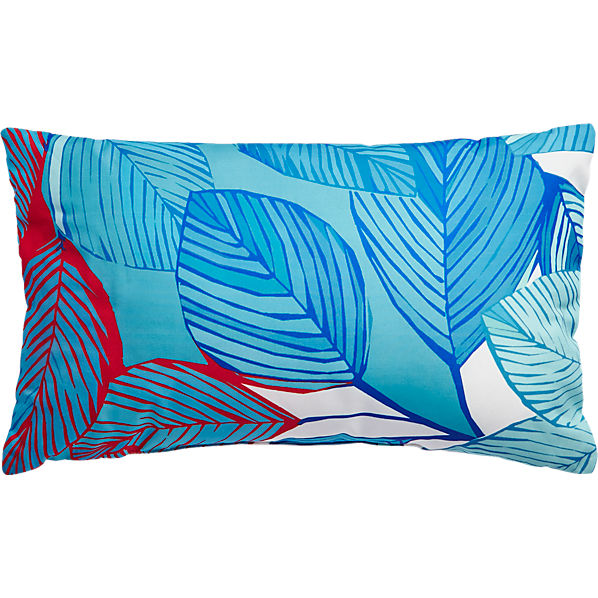 Leaf20x12OutdoorPillowS17