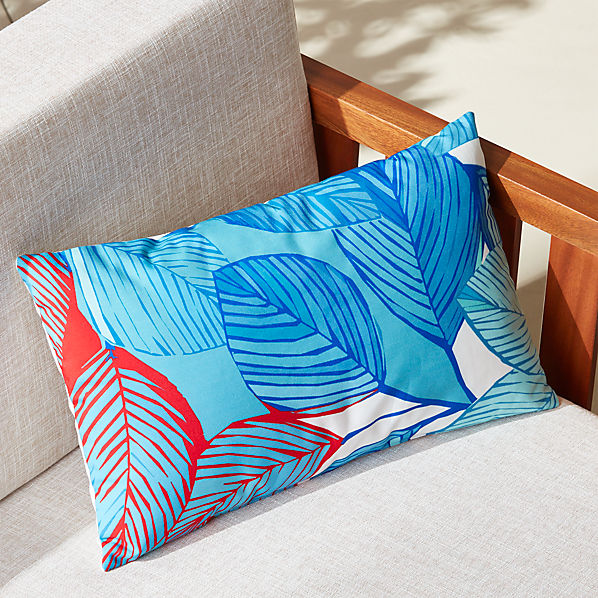 Leaf20x12OutdoorPillowSHS17