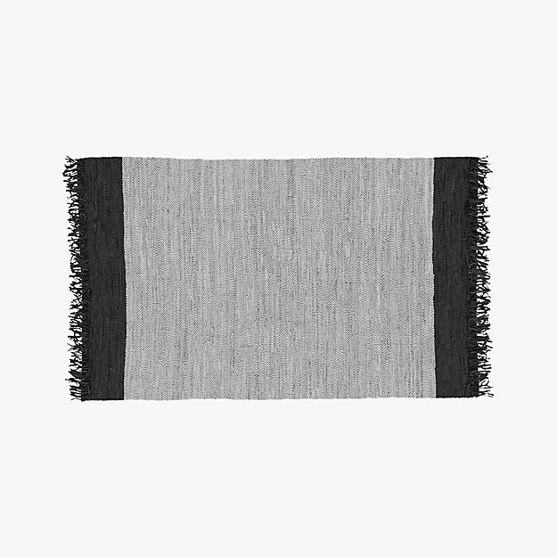 leather dressage rug 5'x8'