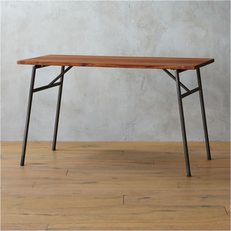 Lecture Sustainable Wood Desk Cb2