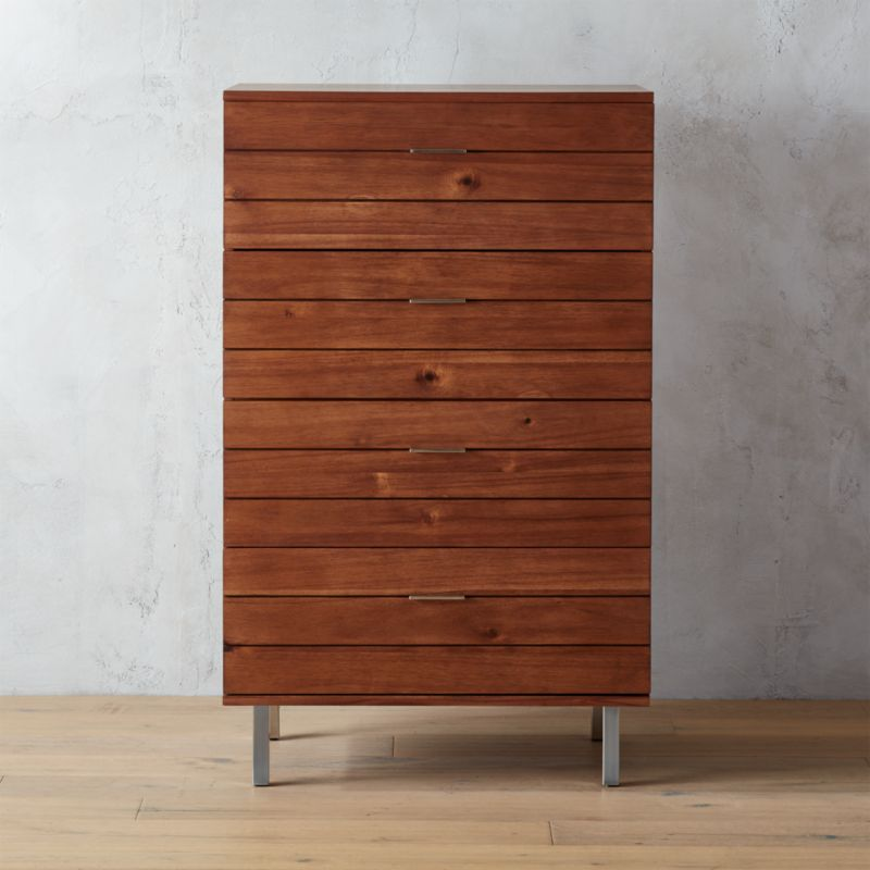 bedroom furniture pieces. Linear Tall Chest Bedroom Furniture Pieces