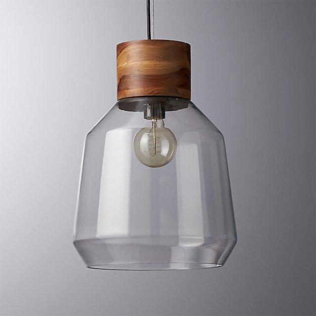 loft pendant light - Loft Pendant Light CB2
