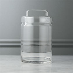 looking glass large canister