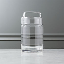 looking glass small canister