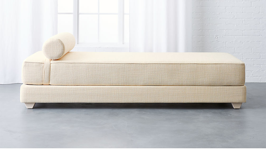 Lubi Natural Sleeper Daybed Reviews Cb2
