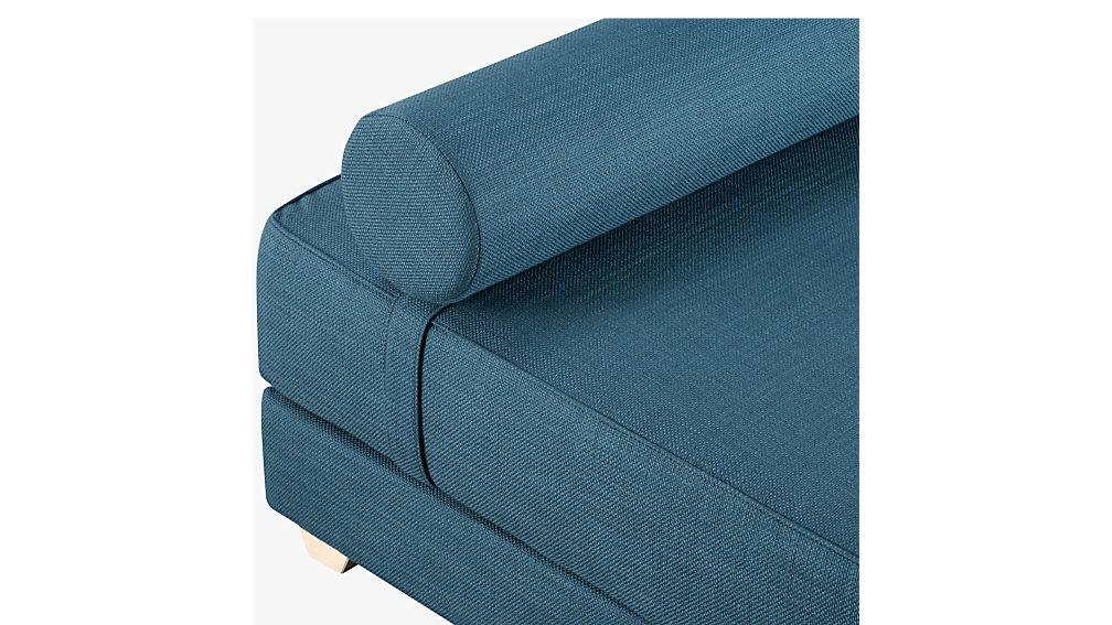 lubi turquoise sleeper daybed