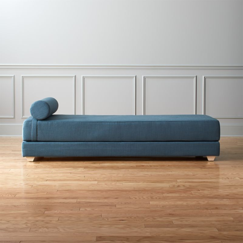lubi turquoise sleeper daybed Edessa: Turquoise : CB2