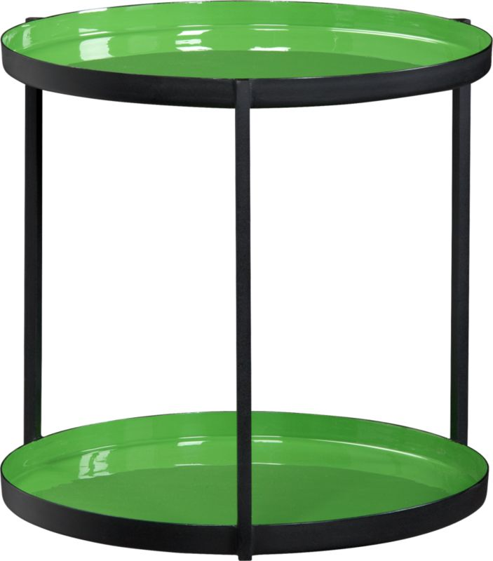 luck side table